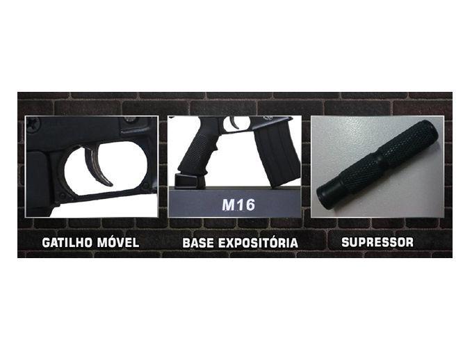 Miniatura M16