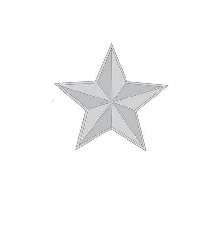 Divisa de Metal de Aspirante (Unidade)