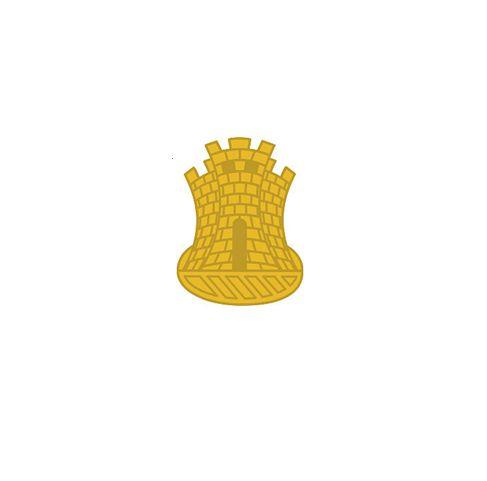 Distintivo de Metal Engenharia (Unidade)