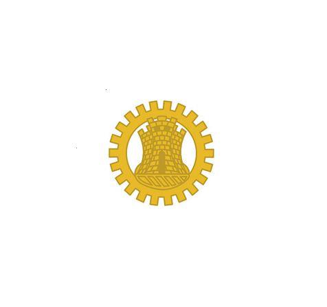 Distintivo de Metal Engenheiro Militar (Unidade)