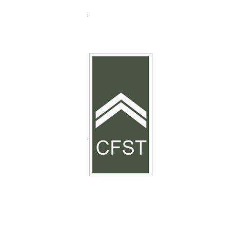 Divisa de Gola Cabo Aluno CFST (Emborrachado)