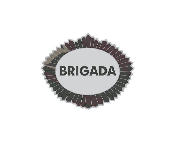Brevê Sargento de Brigada Emborrachado (Peito)
