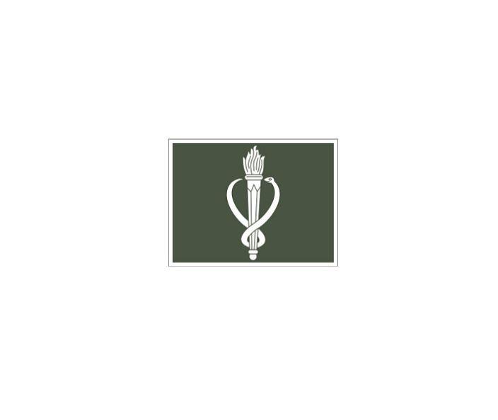 Distintivo de Veterinário (Emborrachado)