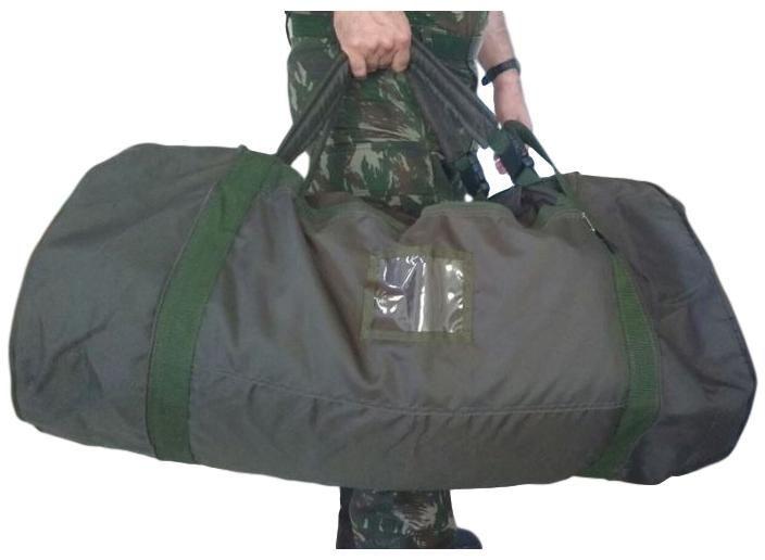 Saco de Carga T11- Cordura (Verde Oliva)