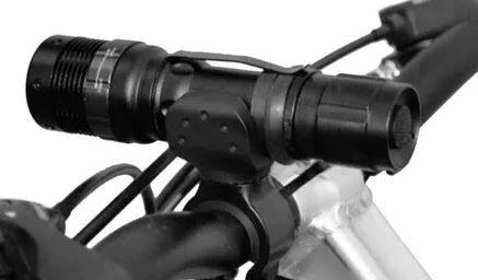 Suporte Giratório Para Lanternas Bike Guepardo