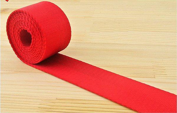 Cinto Vermelho de Nylon (fita)