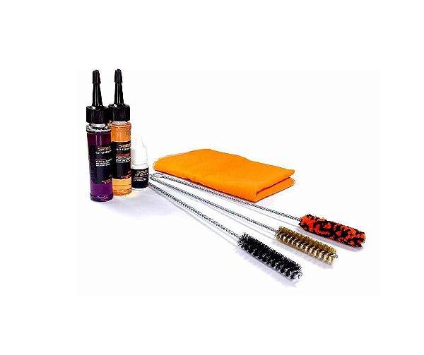 Kit Limpeza Essencial KE-45 ShotGun