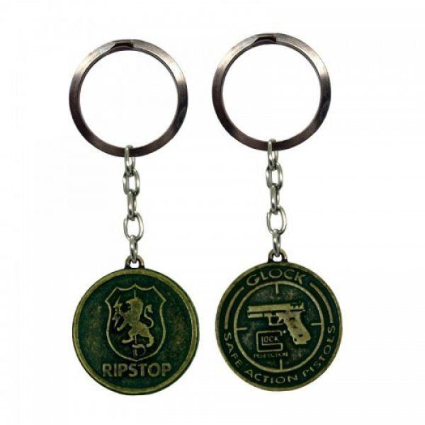Chaveiro Bélica Glock Rip Stop (Medalha)