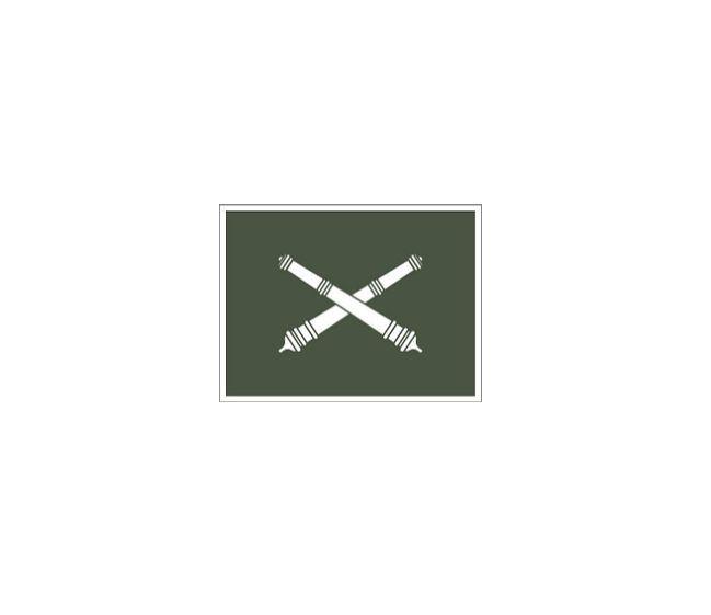 Divisa de Gola CFC (Soldado Antigo)