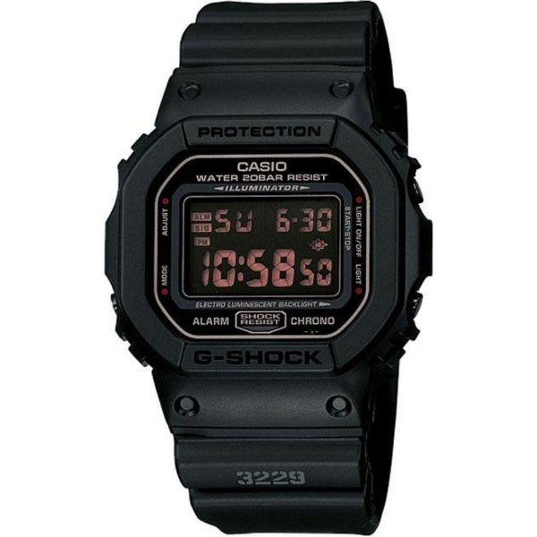 Relógio Cásio G-SHOCK DW-5600MS-1DR