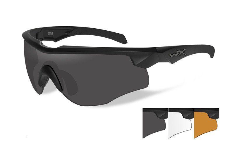 Óculos de Proteção WILEY X Modelo WX ROGUE- 2802