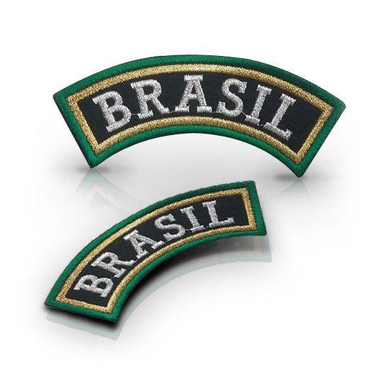Manicaca Brasil (Bordado)