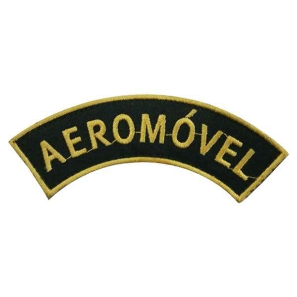 Manicaca Aeromóvel (Bordado)