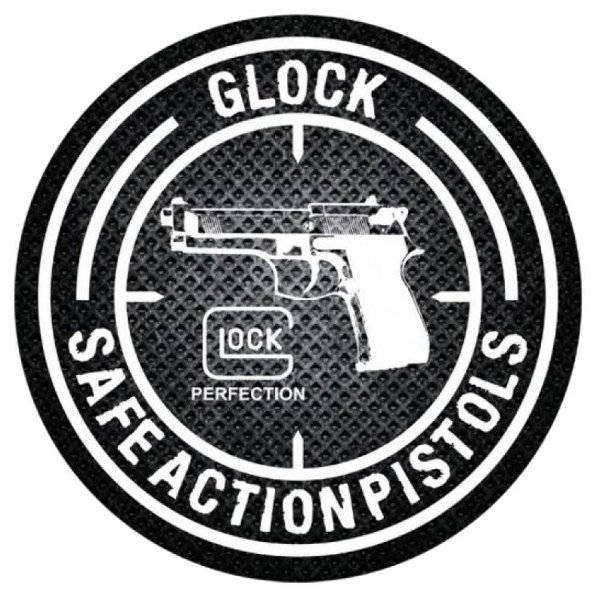 Adesivo Glock Safe Action Pistols