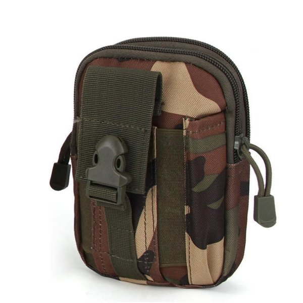 Porta Acessórios D30- Waist Bag- Molle (Francês)