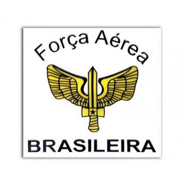 Adesivo Força Aérea Brasileira (Interno)