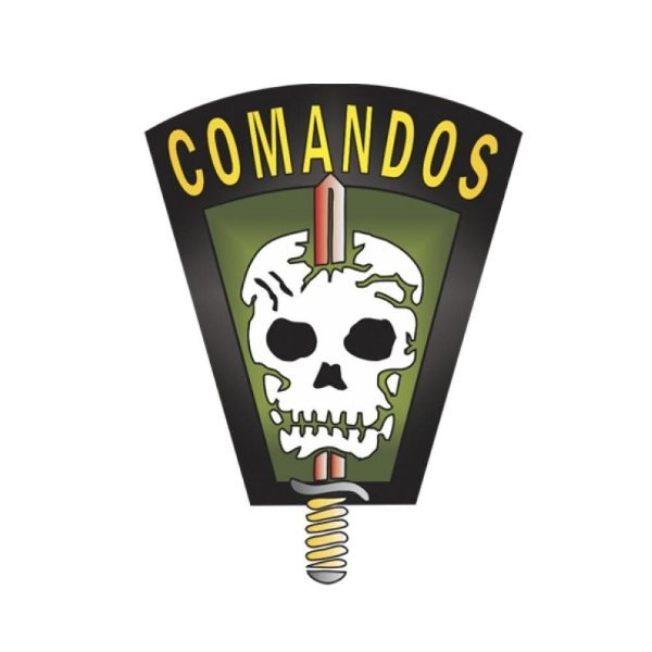 Adesivo Comandos (Interno)