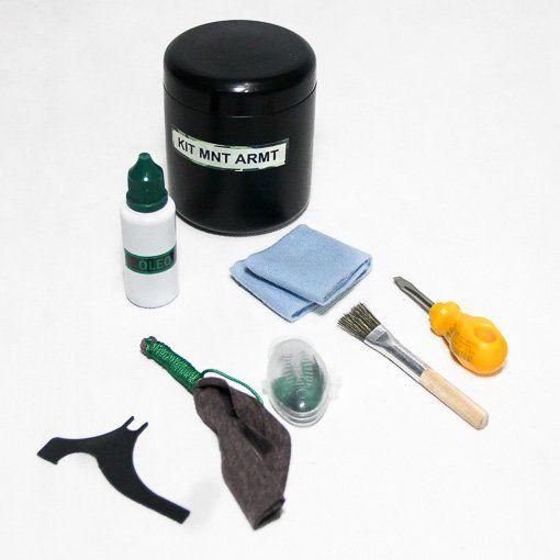 Kit de Manutenção de Armamento (Operacional)