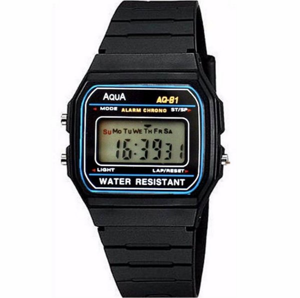 Relógio Aqua AQ-81