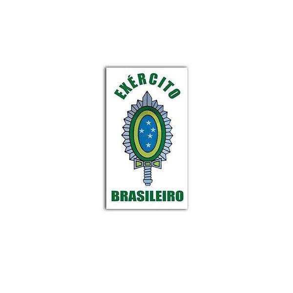Adesivo Brasão Exército Brasileiro (Externo)