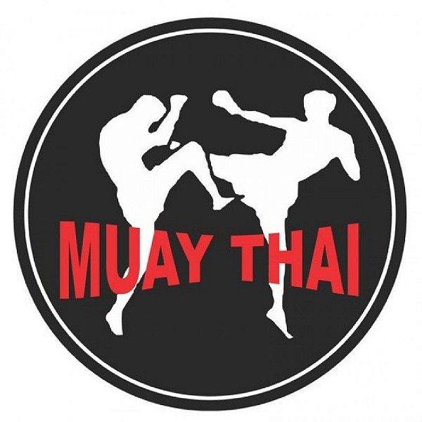 Adesivo Muay Thai