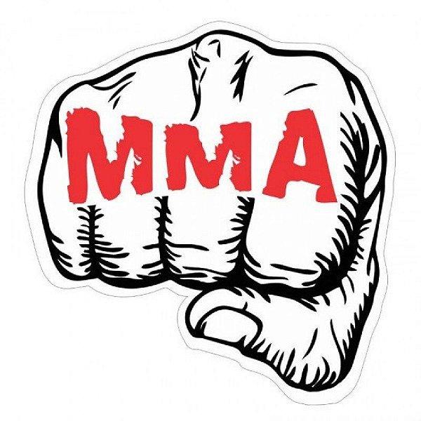 Adesivo MMA (Mão)