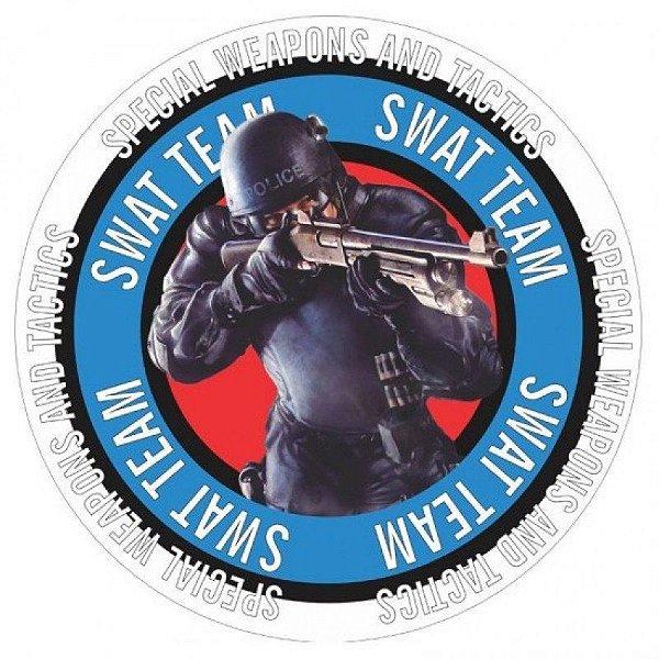 Adesivo Swat Team