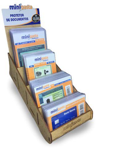 Mini Pasta - Protetor de Documentos (UNIDADE)