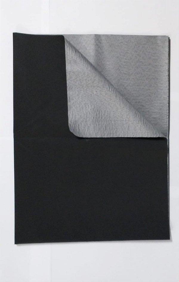 Lona Preta Operacional (80x120 cm)