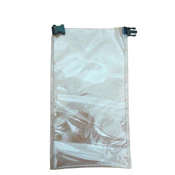 Saco Estanque Transparente Operacional P (28Lx50A cm)