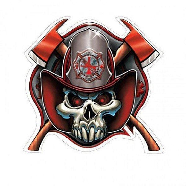 Adesivo Fire Rescue
