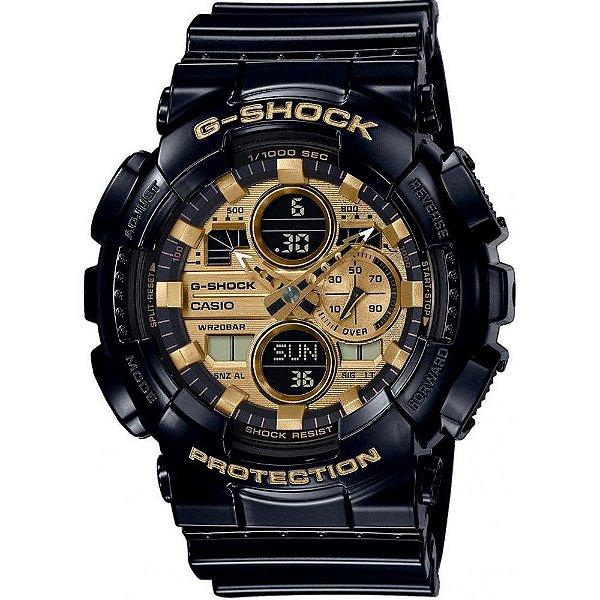 Relógio Cásio G-SHOCK GA-140GB-1A1DR (5612)