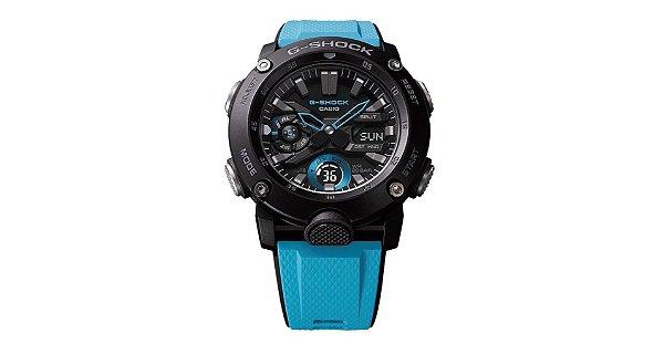 Relógio Cásio G-SHOCK GA-2000-1A2DR