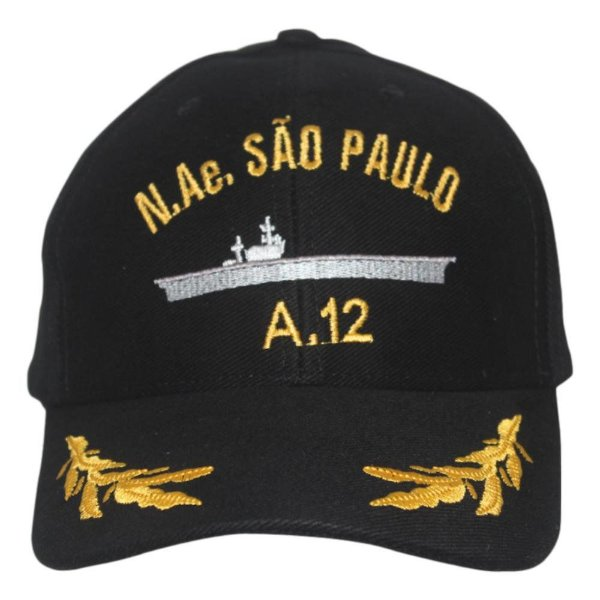 Boné Bordado N.Ae São Paulo A.12