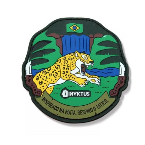 Patch Biomas do Brasil – Mata Atlântica (Invictus)