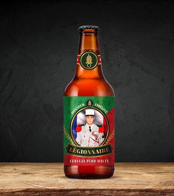 Cerveja LÉGIONNAIRE Puro Malte 600ML