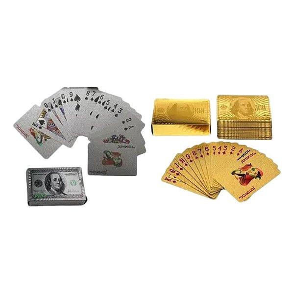 Jogo de Baralho Dolar