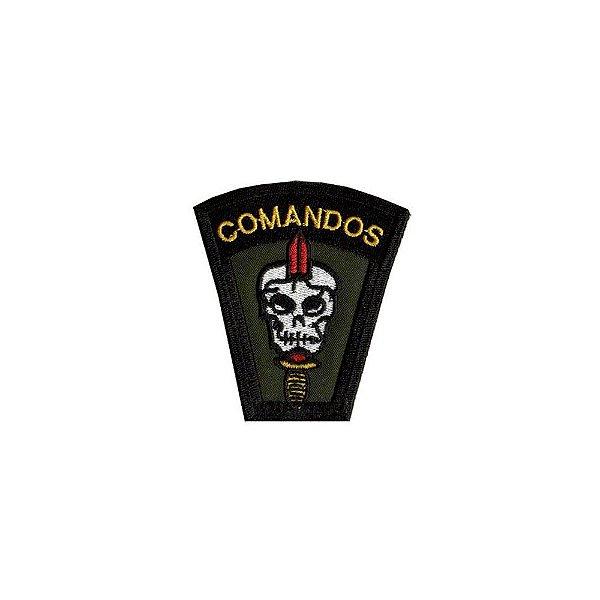 Bordado Termocolante Comandos