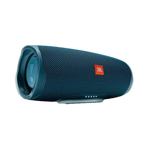 Caixa de Som Portátil Bluetooth JBL Charge 4 Blue