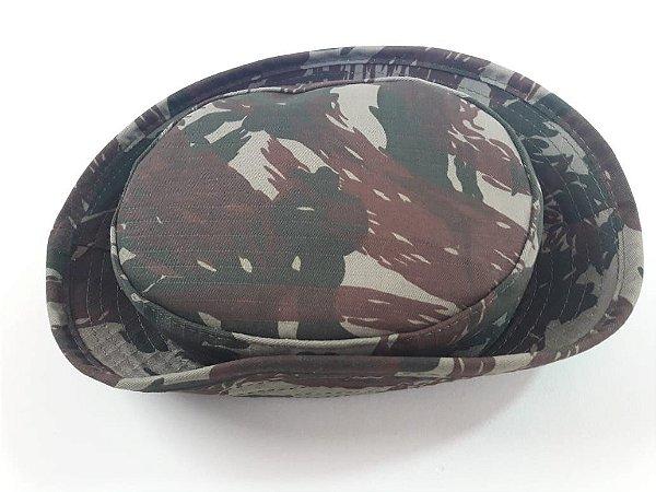 Chapéu de Selva Camuflado Padrão EB