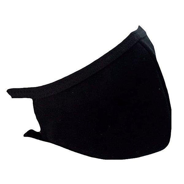 Máscara Proteção Preta (Tecido)