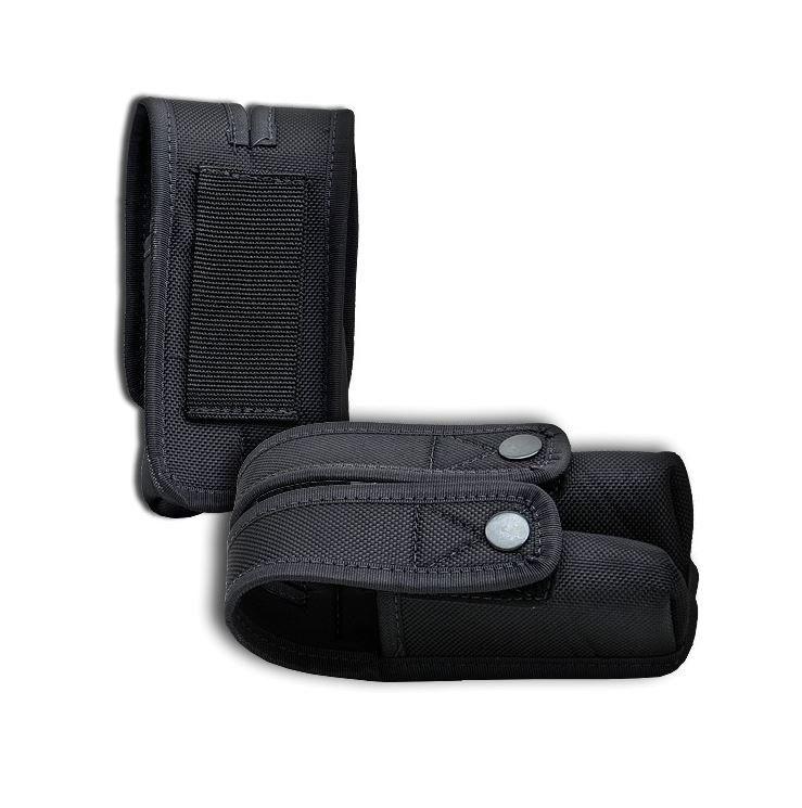 Porta Carregador de Pistola Duplo P-32 (Cinturão PMSP)