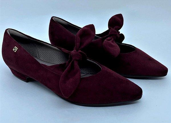Sapato Bico Fino Maxitherapy 278016