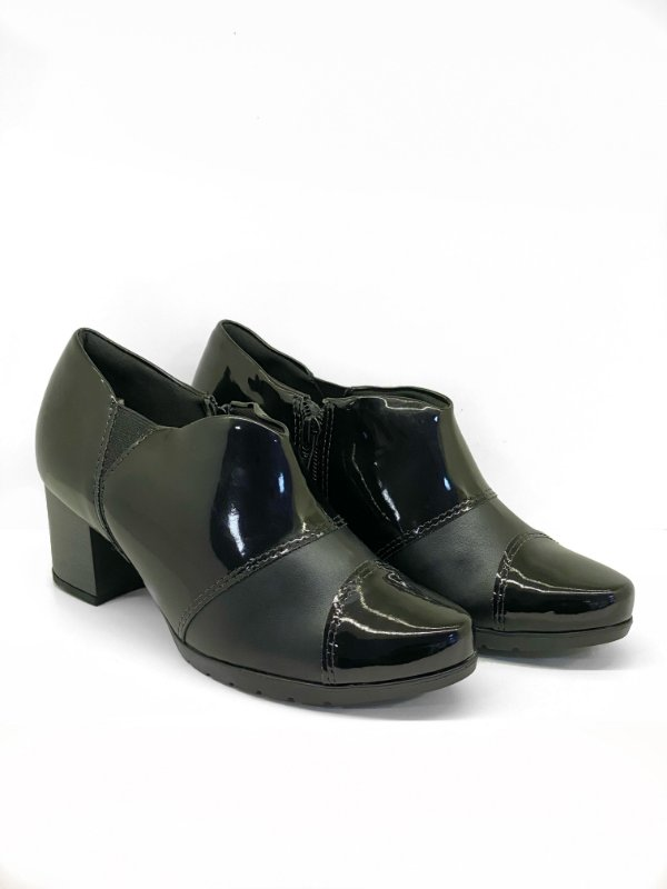 Ankle Boot Feminina Piccadilly Salto Médio 331035