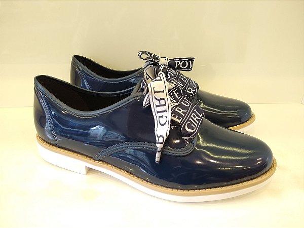 Sapato Feminino Oxford Preto Beira Rio - 4170118