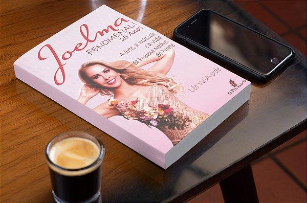 Livro Joelma Fenomenal - Frete Grátis