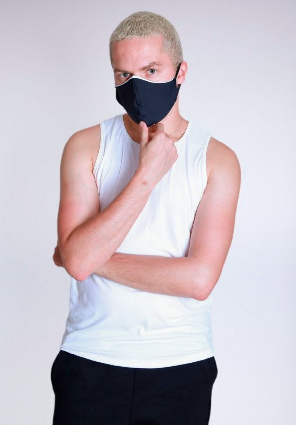 Máscara Antiviral Dupla Face