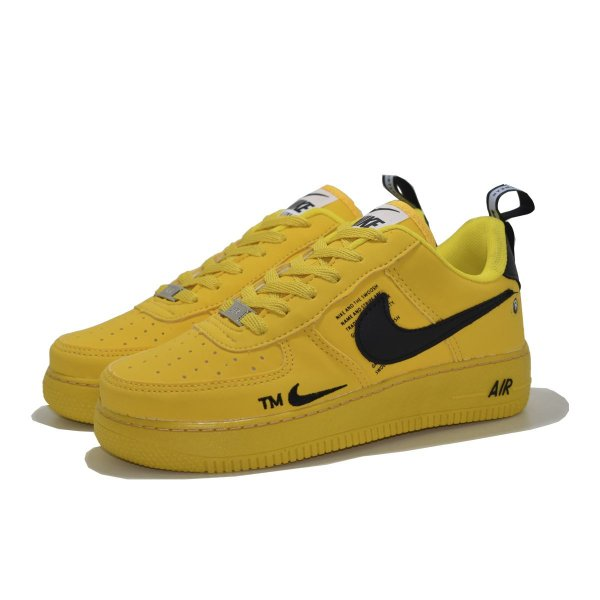 Tênis Nike Air Force 1 TM Amarelo