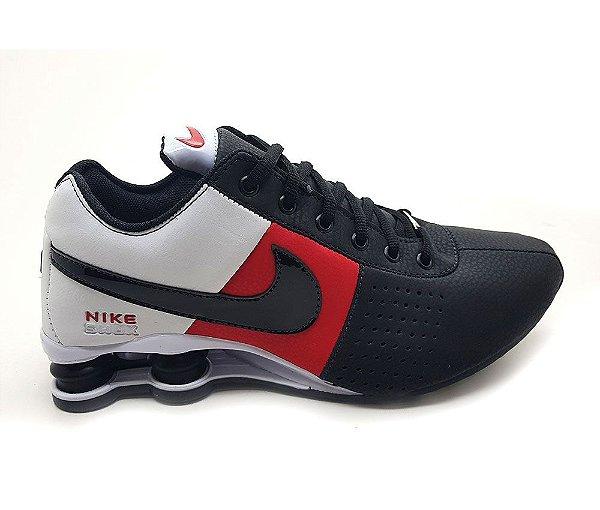 Tênis Nike Shox Deliver Tricolor