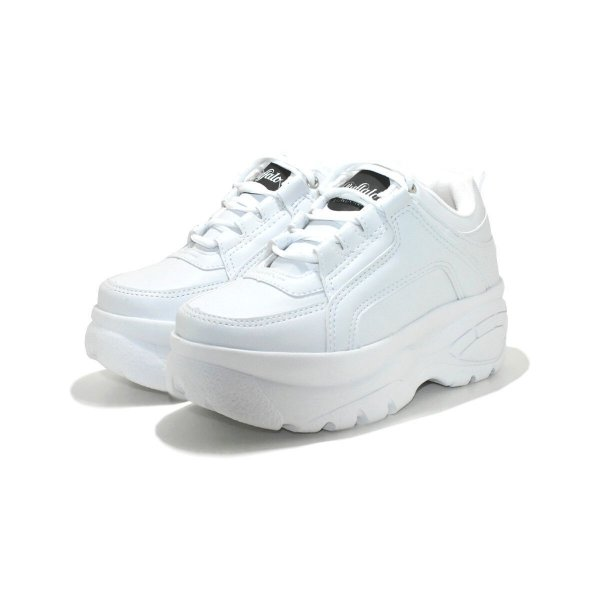 Tênis Buffalo Chunky Sneakers Branco